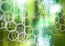 innovativa teknologier Arkivbild