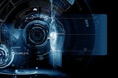 innovativa teknologier Arkivbilder