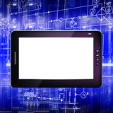 Innovative computer Royalty Free Stock Images