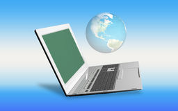 Innovative computer Internet technologies for business. Global  innovative computer Internet technologies for business.Internet concept Royalty Free Stock Photography