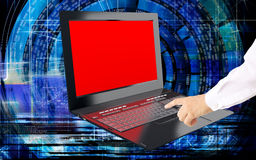 Innovative computer Internet technology Royalty Free Stock Photography