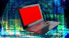 Innovative computer Internet technology Stock Photos