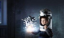 Innovative eindrucksvolle Technologien Lizenzfreies Stockfoto