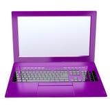 Innovative high modern computer laptop. Royalty Free Stock Photos