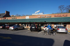 Innovative Sams Park & Shop. Photo of sam,s park and shop in north west cleveland park of washington dc on 3/17/15.  This was founded by samuel j. gorlitz and is Stock Photo