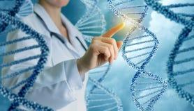 Innovative in science and medicine . Innovative in science and medicine concept design Royalty Free Stock Photos