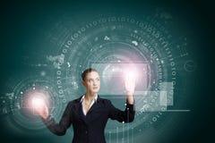 Innovative technologies Stock Photo