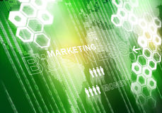 Innovative technologies Royalty Free Stock Images