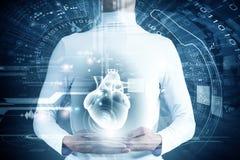 Innovative technologies in medicine Royalty Free Stock Image
