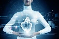 Innovative technologies in medicine Stock Photos