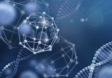 Innovative technologies in science and medicine Royalty Free Stock Images
