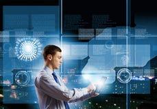Innovative technologies Royalty Free Stock Photography