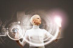 Innovative technologies Stock Image