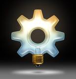 Innovazione di affari Immagini Stock