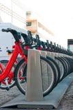 Innovazione di trasporto urbano Fotografia Stock Libera da Diritti