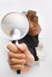 Innovazione nel processo di ricerca Immagini Stock