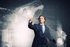 Innovazioni di tecnologia Immagini Stock Libere da Diritti