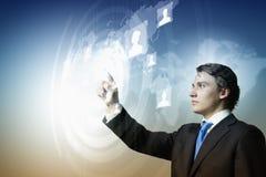 Innovazioni di tecnologia Fotografia Stock