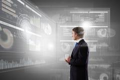 Innovazioni nell'affare Immagine Stock