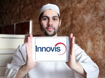Innovis company logo Royalty Free Stock Photography