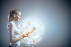 Innowaci i komunikaci pojęcie Zdjęcie Stock
