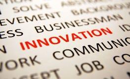innowacja Obraz Stock
