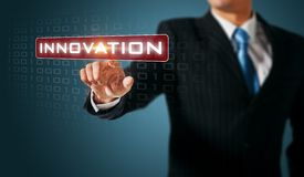 Innowacja obrazy royalty free