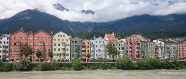Innsbruck Áustria Imagens de Stock Royalty Free