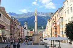 Innsbruck, Österreich Ã-sterreich Stockfoto