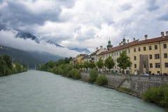 Innsbruck Österreich Lizenzfreies Stockfoto