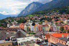 Innsbruck, Österreich Lizenzfreie Stockfotos