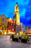 Innsbruck, Österreich Stockbild