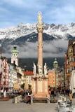 Innsbruck Österrike Royaltyfri Foto