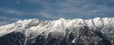 Innsbruck Lizenzfreies Stockbild