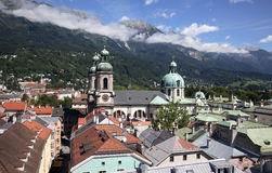 Innsbruck Royalty Free Stock Images