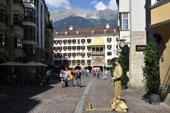 Innsbruck Royalty-vrije Stock Afbeeldingen