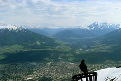 INNSBRUCK Royalty Free Stock Photos