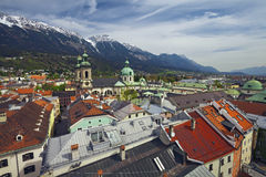 Innsbruck. Royalty Free Stock Images
