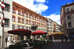 Innsbruck,Austria Royalty Free Stock Photography
