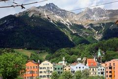 Innsbruck.Austria. Royalty Free Stock Image