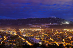 Innsbruck Austria Royalty Free Stock Photo