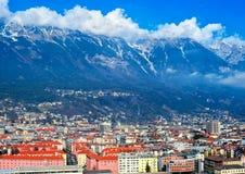 Innsbruck, Austria Fotografia Stock