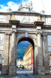 Innsbruck, Austria Royalty Free Stock Photos
