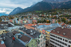 Innsbruck Austria Royalty Free Stock Photo