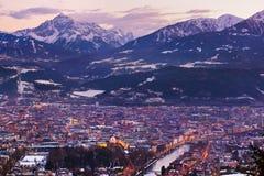 Innsbruck Austria Royalty Free Stock Image