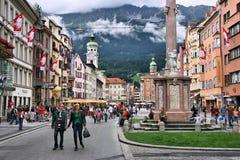 Innsbruck Royalty Free Stock Photo
