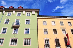 Innsbruck, Austria Stock Photo