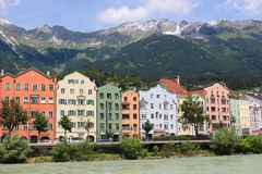 Innsbruck, Austria Stock Photos