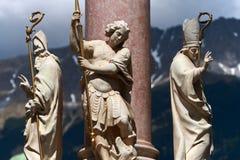 Innsbruck,Austria Statue Stock Photography