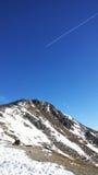 Innsbruck, Austria. Top view at Innsbruck, Austria royalty free stock image